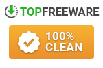 Top Freeware ''Editor's Pick'' award