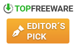 Top Freeware editor's pick