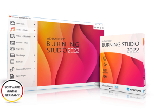 Ashampoo Burning Studio 2021 Freeware