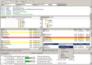FileZilla Freeware
