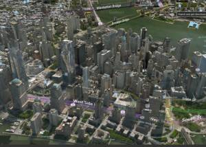 Microsoft Bing Maps 3D Freeware