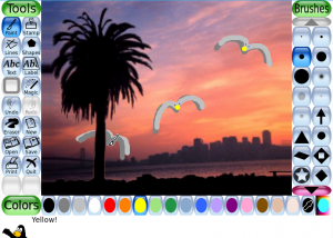 Tux Paint For Mac Os X Top Freeware