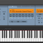 Freeware - A73 Piano Station 1.3 screenshot