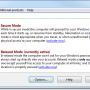Freeware - Admit One 1.52 screenshot