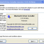 Freeware - Bluetooth Driver Installer 1.0.0.128 screenshot
