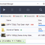 Freeware - Free Download Manager 5.1.37 screenshot