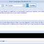 Freeware - Free Languages Translator 1.0.200 screenshot
