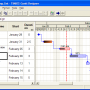 Freeware - Gantt Designer 2.0 screenshot