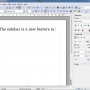 Freeware - OpenOffice.org 4.1.6 screenshot