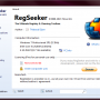 Freeware - RegSeeker 4.00 screenshot