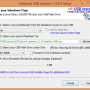 Freeware - Universal USB Installer 1.9.8.7 screenshot