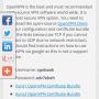 Freeware - VPNBook for Android  screenshot